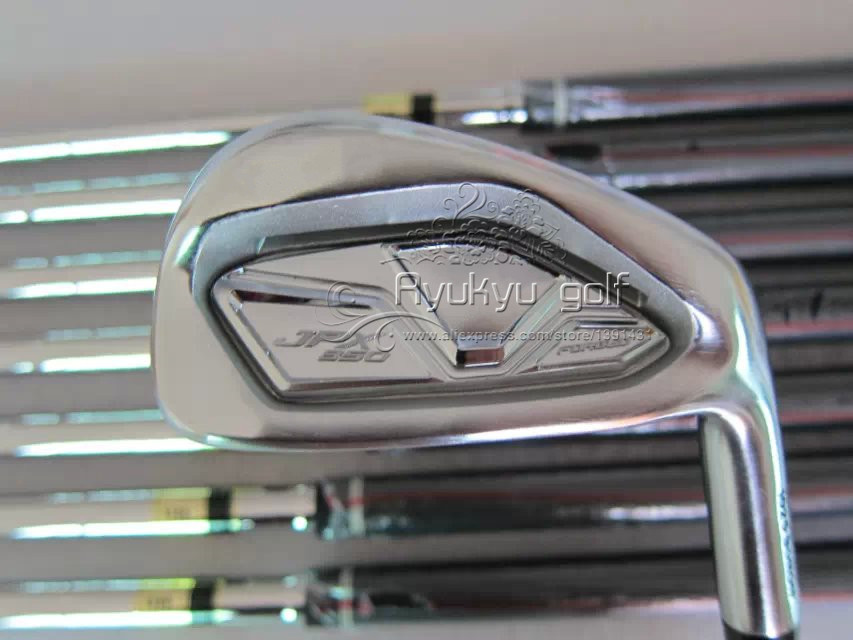 JPX850 FORGED Golf Irons Set #456789PG With Dynamic Gold R300 Steel R Flex Shaft Golf Clubs JPX 850 Irons(China (Mainland))