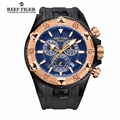 To get coupon of Aliexpress seller $5 from $5.01 - shop: Reef Tiger official store in the category Watches