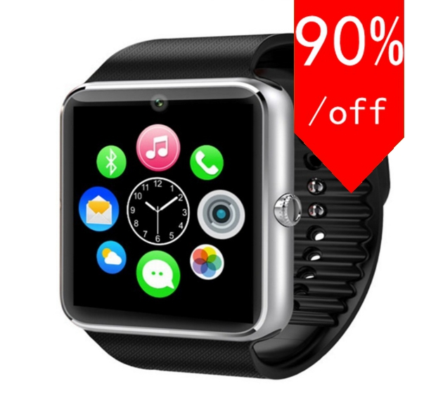 ZT08 Bluetooth Smart Watch With TF Sim Card Camera Clock Notifier For Samsung Android phone Better than u8 dz09 Alloy Smartwatch(China (Mainland))