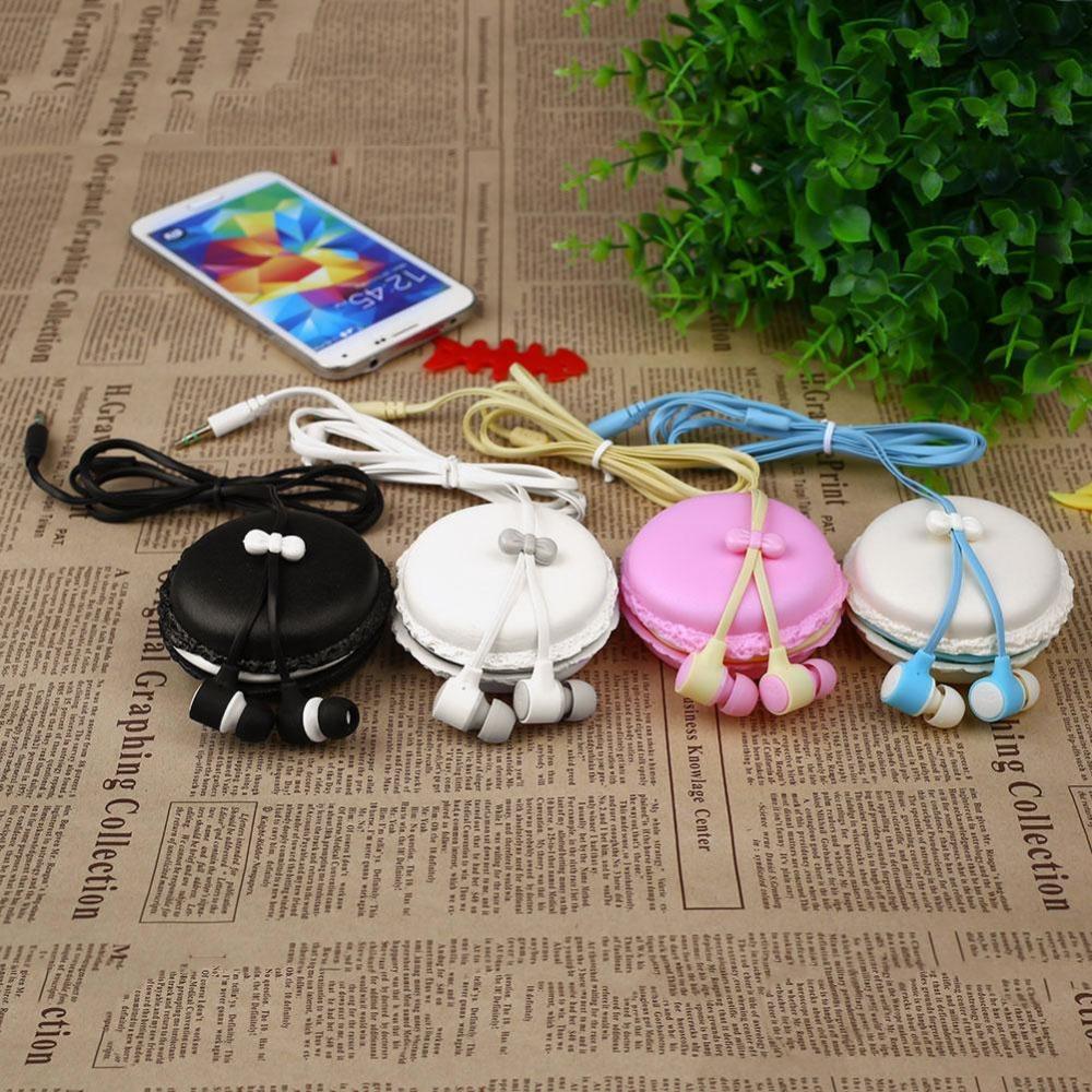 M85 3.5mm Amaretto Colori Cuffia Auricolare Per il iphone Samsung HTC LG MP3 MP4 PC Computer