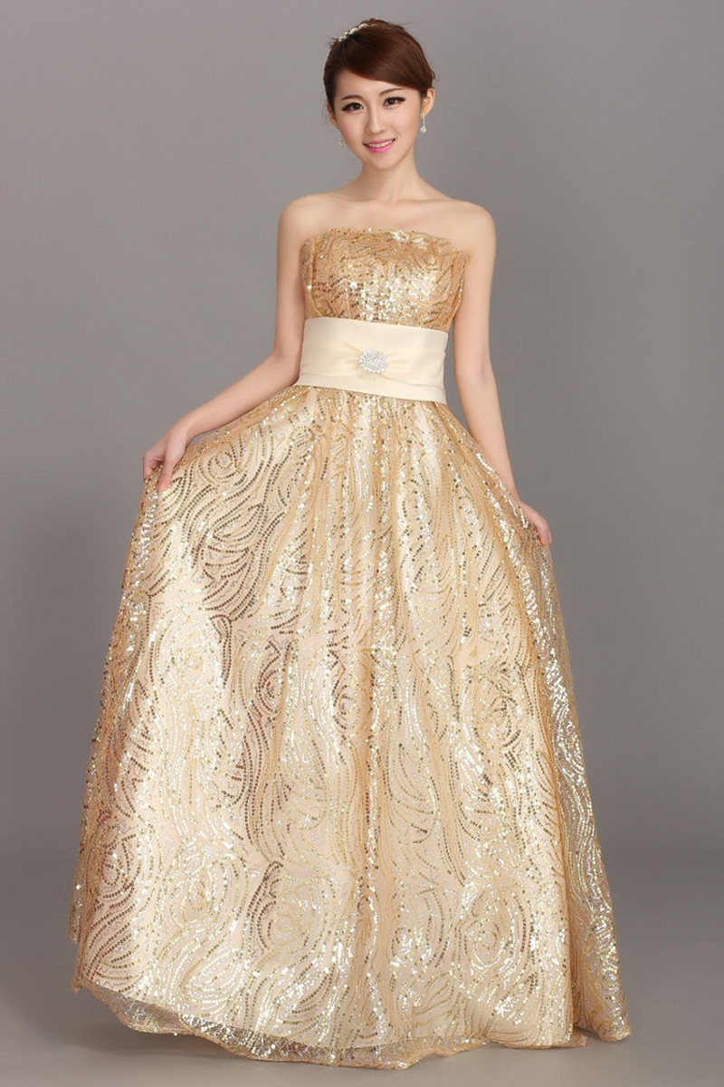 2015 sale sparkly prom gowns evening dress