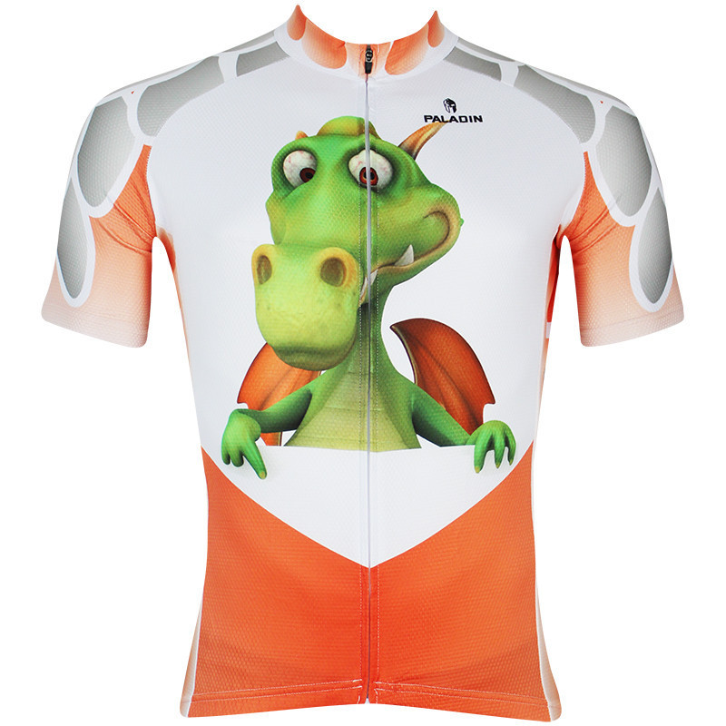 2016 New Women Men's Cycling Jersey Cycling Clothing Small flames Short Sleeve jersey bicycle bike wear shirt Size :S ~3XL(China (Mainland))