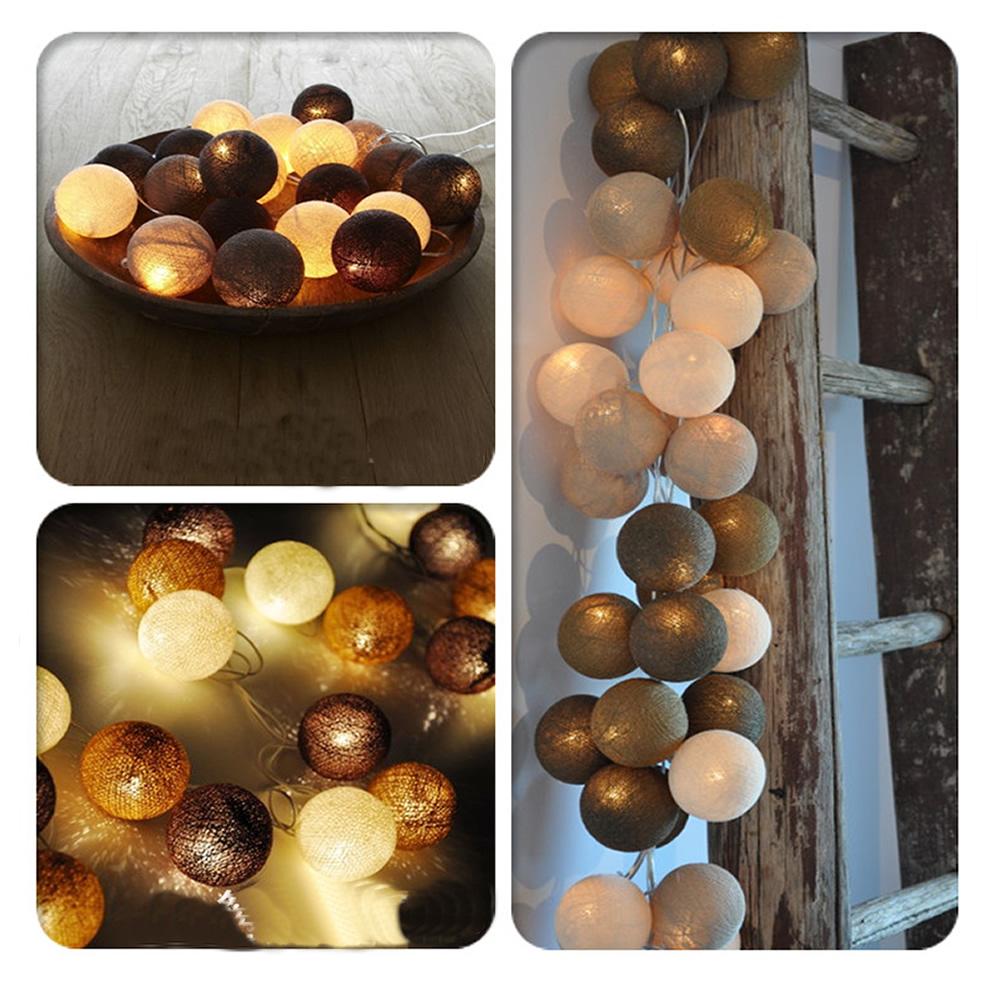 White Cotton Balls Lights-Koop Goedkope White Cotton Balls Lights ...