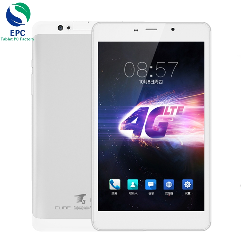 IN STOCK 1920*1200 8 inch Cube T8 Ultimate / Plus Dual 4G Phone Call Tablet PC MTK8783 Octa Core 64bit 2GB/16GB Android 5.1 GPS(China (Mainland))