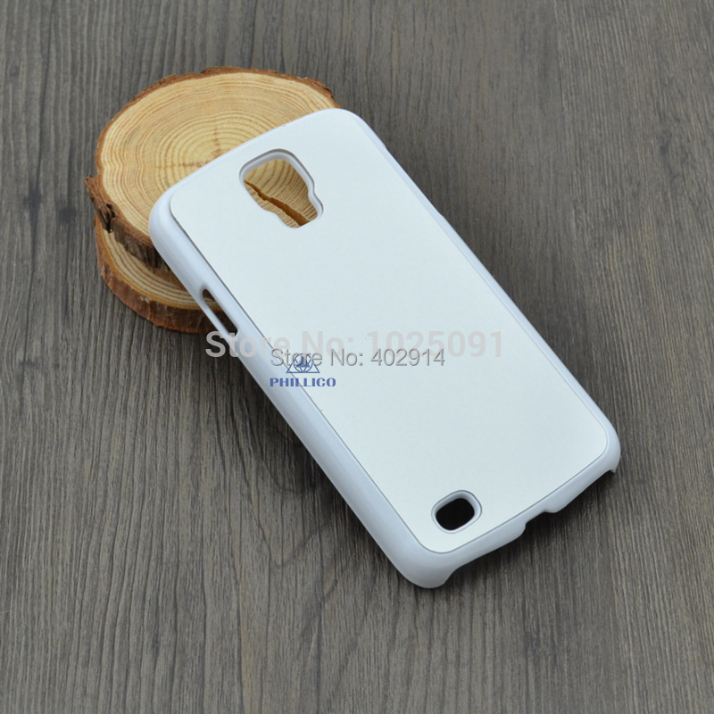 2D DIY Sublimation Heat Press PC cover case Metal Aluminium plates for Samsung Galaxy S4 Active i9295 20pcs/lot(China (Mainland))
