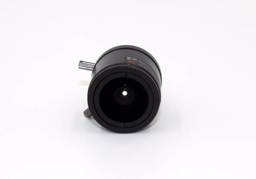 HD cctv lens 3.0MP  M12  2.8-12mm Varifocal cctv IR HD Lens,F1.4,manual focus zoom,view angle 90~28 degree