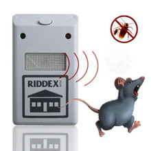 EU Plug Electronic Ultrasonic Rat Mouse Repellent Anti Repeller killer Rodent Pest Bug Reject Mole mice(China (Mainland))