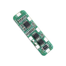 4A-5A PCB BMS Protection Board for 3 Packs 18650 Li-ion lithium Battery Cell 3S  1PC(China (Mainland))