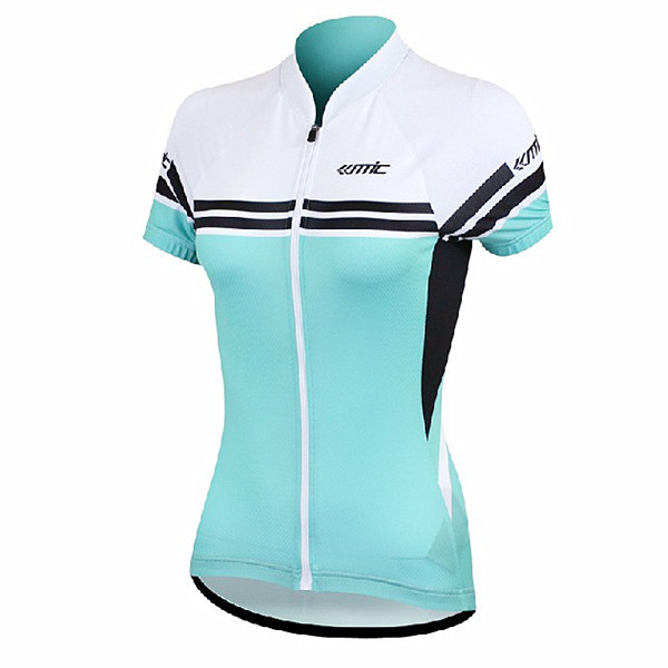 SANTIC Outdoor Sportswear Women Cycling Jersey Bike Bicycle Clothing Clothes Short Sleeve Shirt Tops Comfortable Breathable