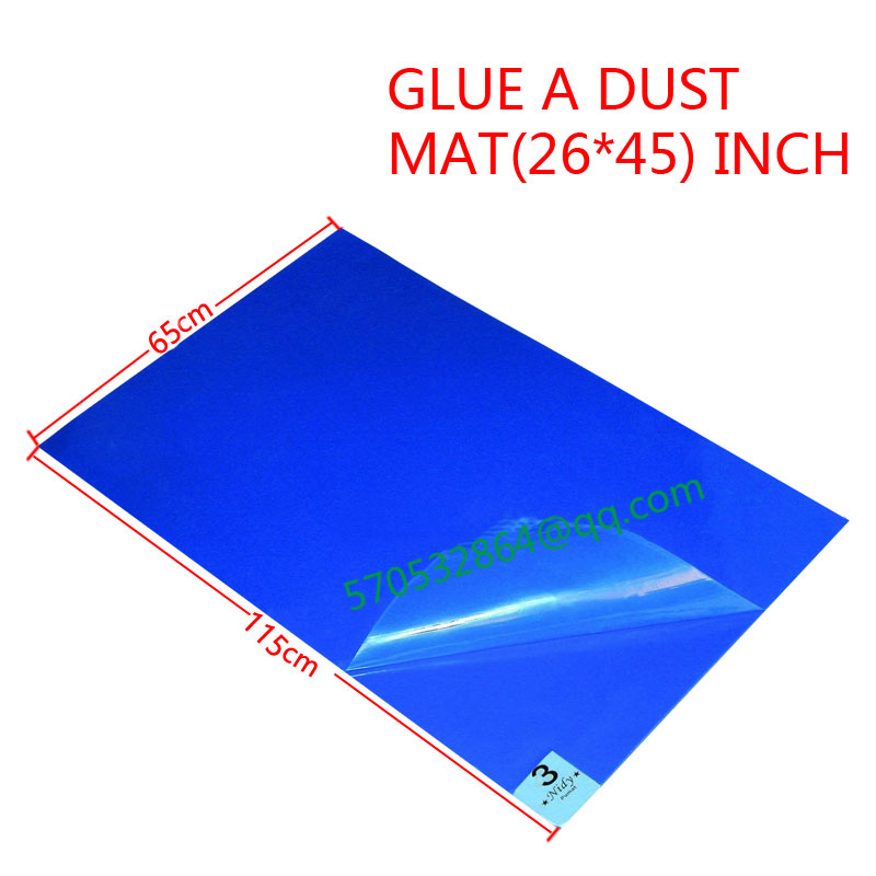 Gao Nian 65*115 cms glues the dust mat mat feet in the white room to step  ash mat floor gum in addition to dust mat 26*45<br><br>Aliexpress