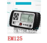 EM125 2 in1 Mini Oscilloscope + Multimeter (Voltmeter Ohmmeter Capacitance tester) Digital handheld scopemeter