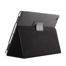 Для Apple ipad 2 3 4 чехол Авто Режим сна/Пробуждение Флип личи PU кожаный чехол для нового ipad 2 ipad 4 смарт-подставка держатель Folio Case(China)