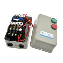 Buy 48 VAC Coil Voltage AC Contactor 7.5KW / 10HP Power 14-22A Current Three Phase Magnetic Starter Motor Controller for $48.99 in AliExpress store