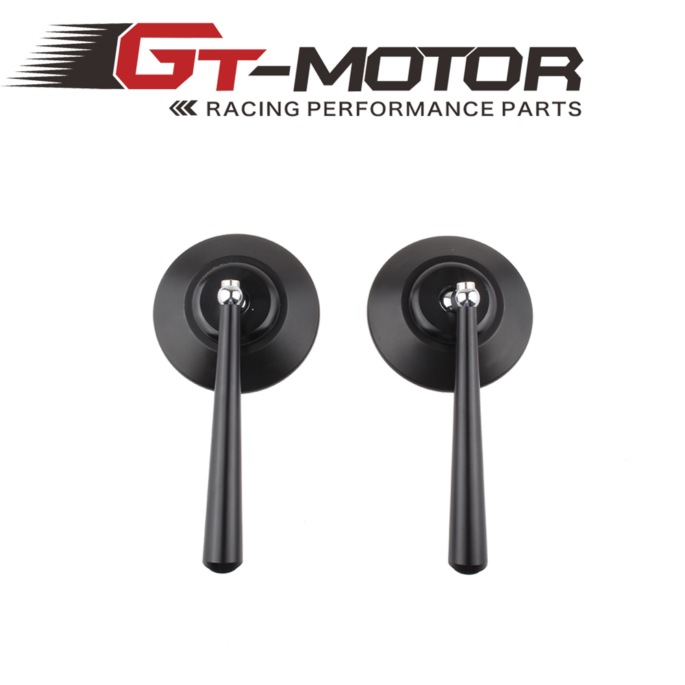 GT Motor - New cool top CNC Motorcycle motorbike side Mirror Motorcycle Mirror Rearview Pair Straight For yamaha msx 125 <br><br>Aliexpress