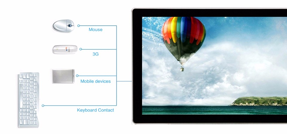 Android Tablet Pc 10 Inch 1Gb 8Gb Quad Core Tablets Pc 1024600 High Definition Lcd Dual Cameras Nice Aoson M1016C-W Tab Pc (6)