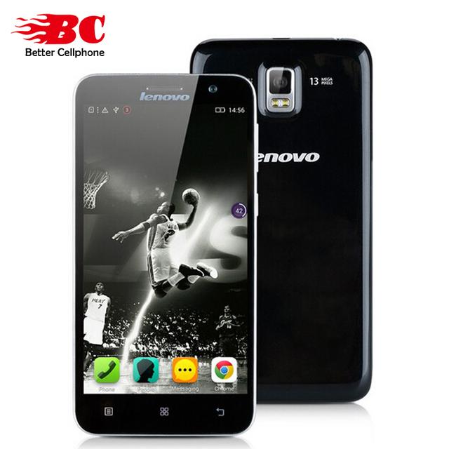 Оригинал LENOVO A806 4G Мобильного Телефона MTK6592 + MTK6290 Окта основные 1.7 ГГц Android 4.4 2 Г RAM 16 Г ROM 13MP 5.0 ''1280X720 FDD LTE GPS