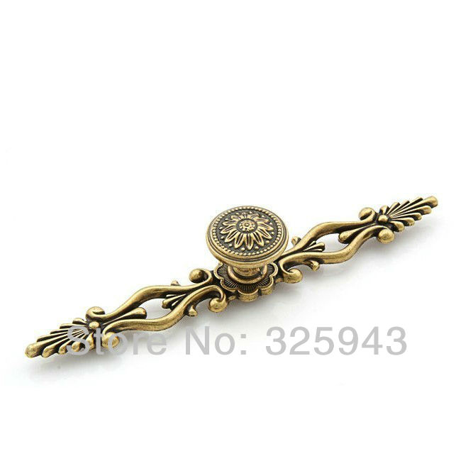 10PCS 128mm Antique Vintage Bronze Finish European Style ...