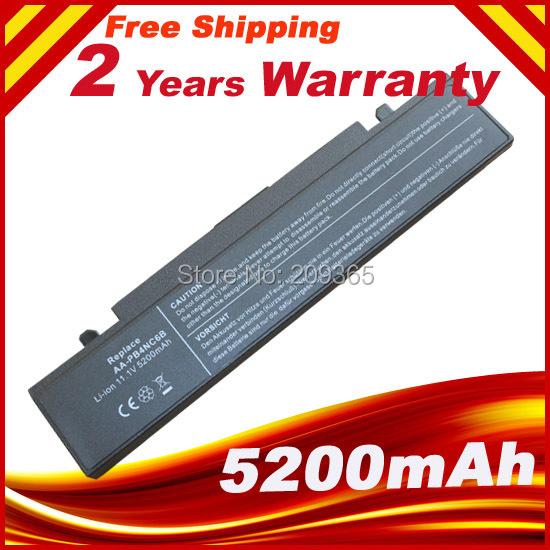 Laptop Battery For Samsung NP-R560 AA-PB2NC6B AA-PB4NC6B R60  R39 R40 R408 R41 R410 R45  R509 R510 R560<br><br>Aliexpress