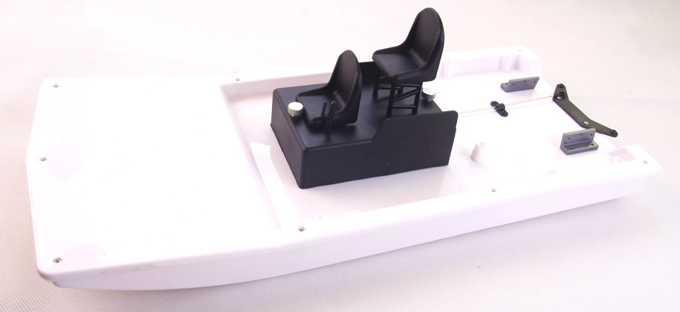 Freeshipping GARTT High Speed Remote Control Swamp Dawg RC Air Boat Body Part(China (Mainland))