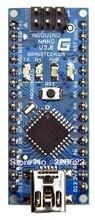 Buy Free Ship Wholesale IC Parts Integrated Circuits Atmel ATmega328 Board Mini-USB Cable Full Compatible Arduino Nano 3.0 for $8.00 in AliExpress store