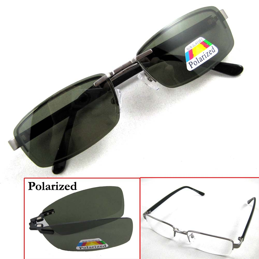 MAGNETIC SUNGLASSES CLIPON POLARIZED MONEL METAL FRAME UV PROTECT ANTI-RADIATION SHADE EYEWEAR DRIVING FISHING POINTS Oculos570(China (Mainland))