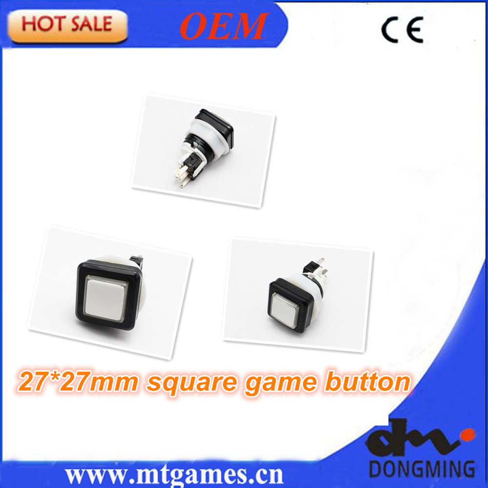 square button machine