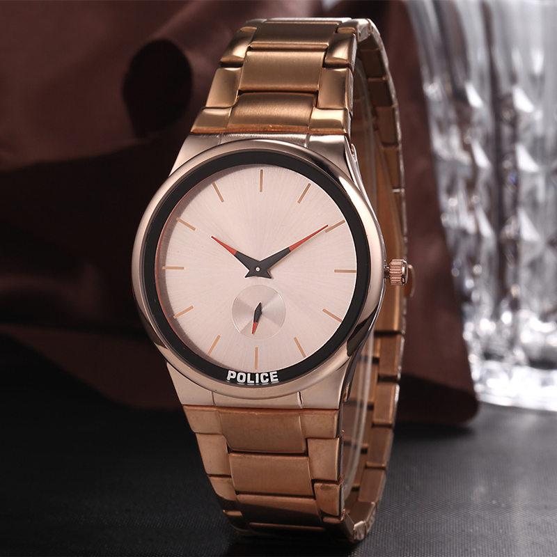Luxury Brand Лучшие Качества Наручные Часы Розовое Золото Спорт Мужские Кварцевые Часы женские Часы Бесплатная Доставка