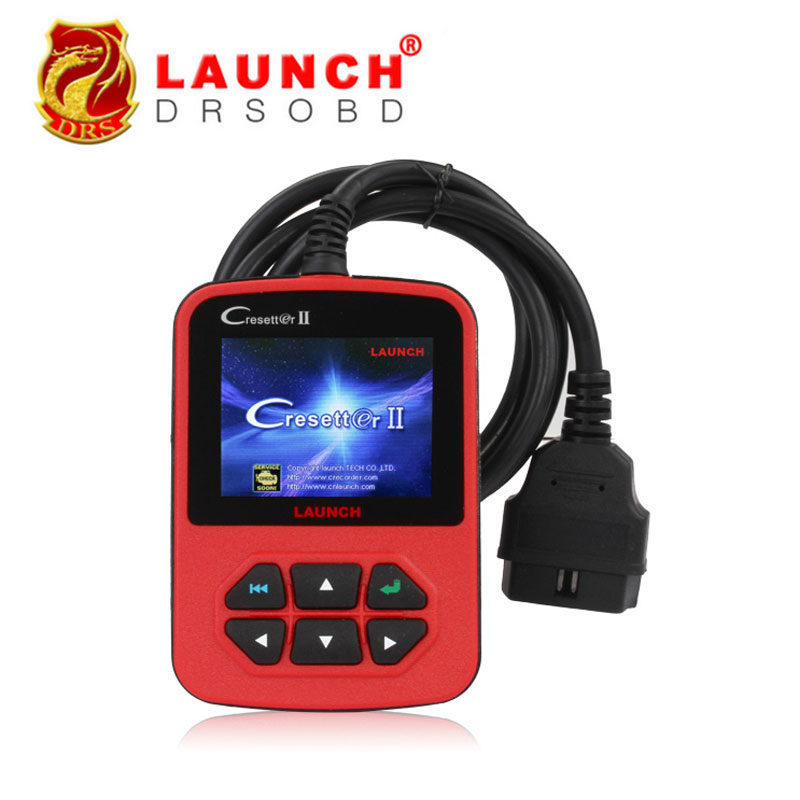 2016 New Release Lamp Oil Reset tool Launch CResetter II X431 Cresetter 2 Color LCD 100% Original Online Update Free Shipping(China (Mainland))