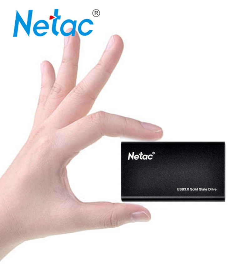 Netac 120GB USB3.0 External SSD Super Speed Mini Solid State Drive Storage Device Replacement Of External Hard Drive Disk N5M-U3(China (Mainland))