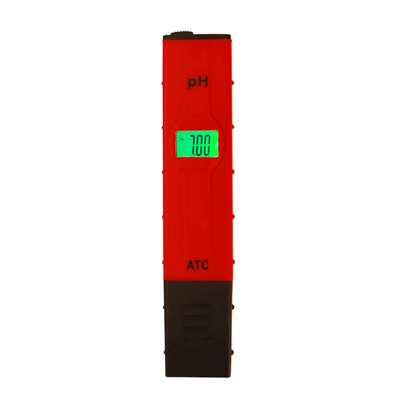 PH-2011 PH Test Pen ATC Liquid Acid-Bases Meter with Backlight Display<br><br>Aliexpress