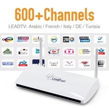Buy IPTV Arabic IPTV 600 Europe Channels IPTV Android TV Box Quad Core IPTV Box Italy UK DE Spain Sweden HD Media Player for $40.93 in AliExpress store