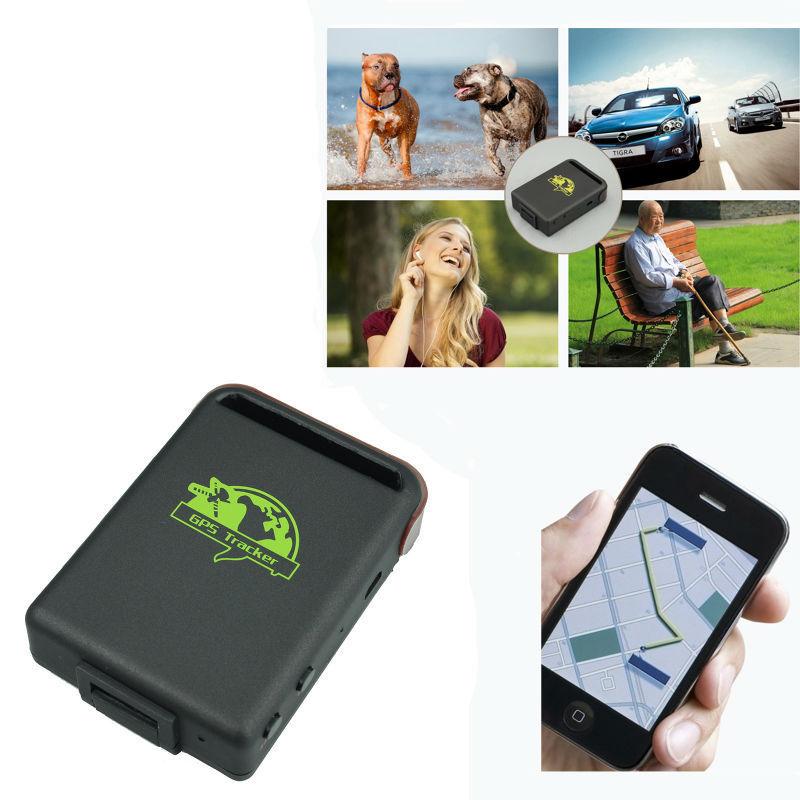 Spy Vehicle Real Time Tracker GPS/GSM/GPRS Car Tracker TK102 MINI TRACK rastreador veicular(China (Mainland))