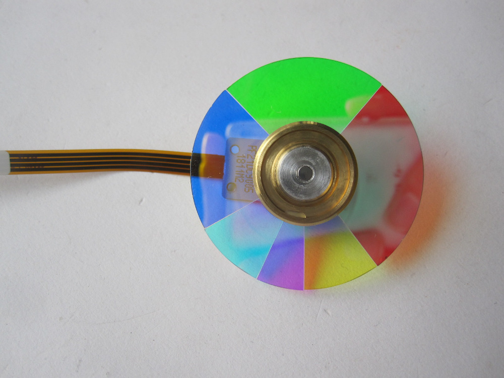 Фотография Replacement Projector Color Wheel Fit For Optoma EP739