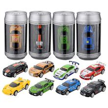 Buy Hot Sale Coke Can Mini RC Car Radio Remote Control Micro Racing Car 4 Frequencies for $6.99 in AliExpress store