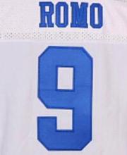 2016 New Draft #21 Ezekiel Elliott shirts 88 Dez Bryant Jersey Tony Romo 50 Sean Lee 82 Jason Witten 22 Emmitt Smith size M-3XL(China (Mainland))