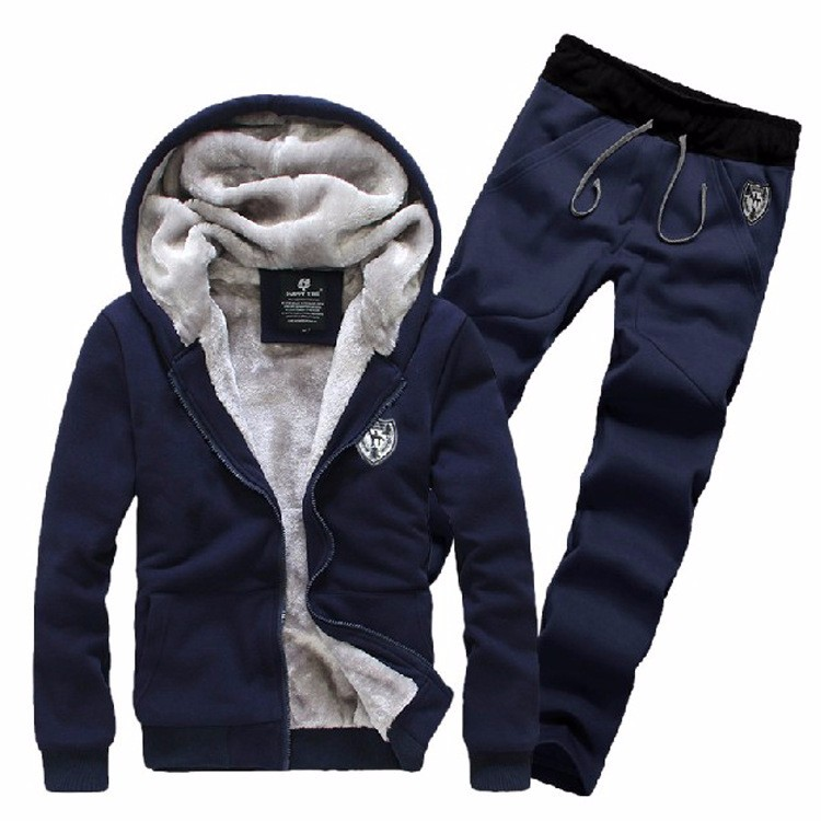 2015-New-Arrive-Winter-Tracksuits-Hooded-Men-Male-Hoodies-Sport-Suits-Fur-Lining-Jacket-Pants-and (2)