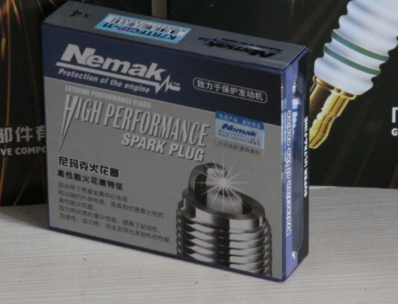 Replacement Parts Platinum iridium car candles spark glow plugs for infiniti Q45 4 5l VH45DE engine