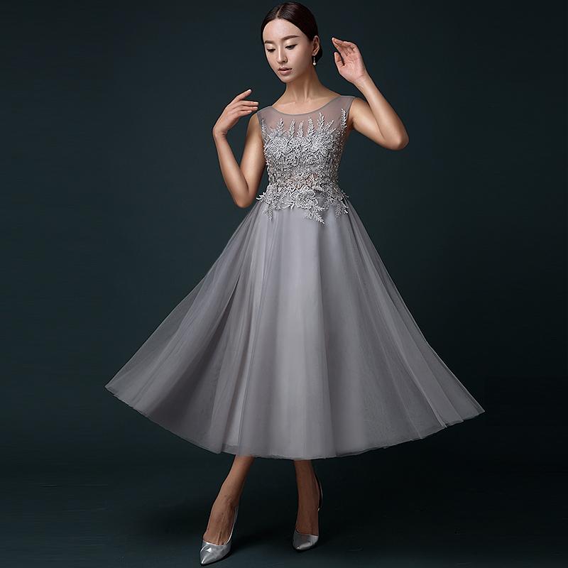 Popular Tea Length Dresses for Teens-Buy Cheap Tea Length Dresses ...