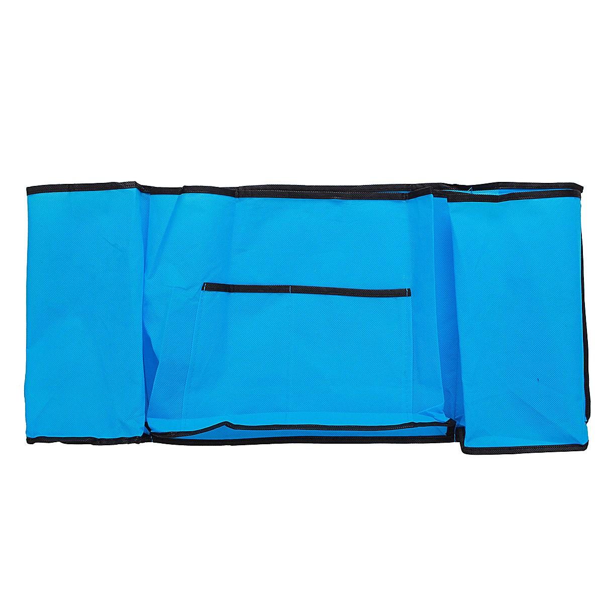 Sundries Magazines Remote control books Phone Tissue Holder Organizer Bed Sofa Hanging Bedside Storage Bag(China (Mainland))