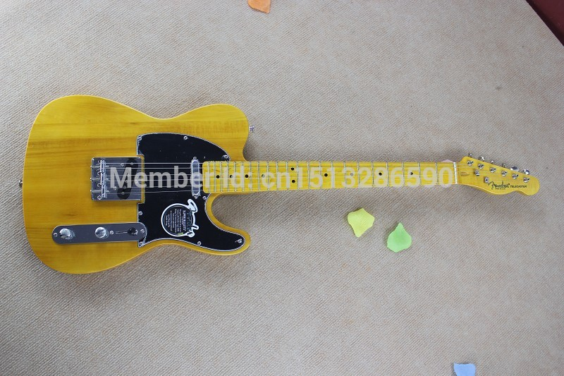 2019 Free Shipping Top Quality F Telecaster Custom Shop Tele Electric Guitar Ameican Standard Guitar Hot Guitar In Stock(China (Mainland))