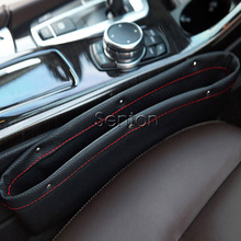 Car Seat Leather Covers Bags Audi A4 B5 B6 B8 A6 C5 C6 A3 A5 Q3 Q5 Q7 BMW E46 E39 E90 E36 E60 E34 E30 F30 F10 X5 Accessories - Fashion Auto Flagship Store store