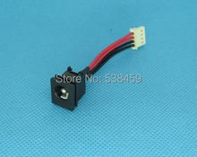 New Free Shipping DC Power Jack Socket Connector Cable For Toshiba satellite P100 P105