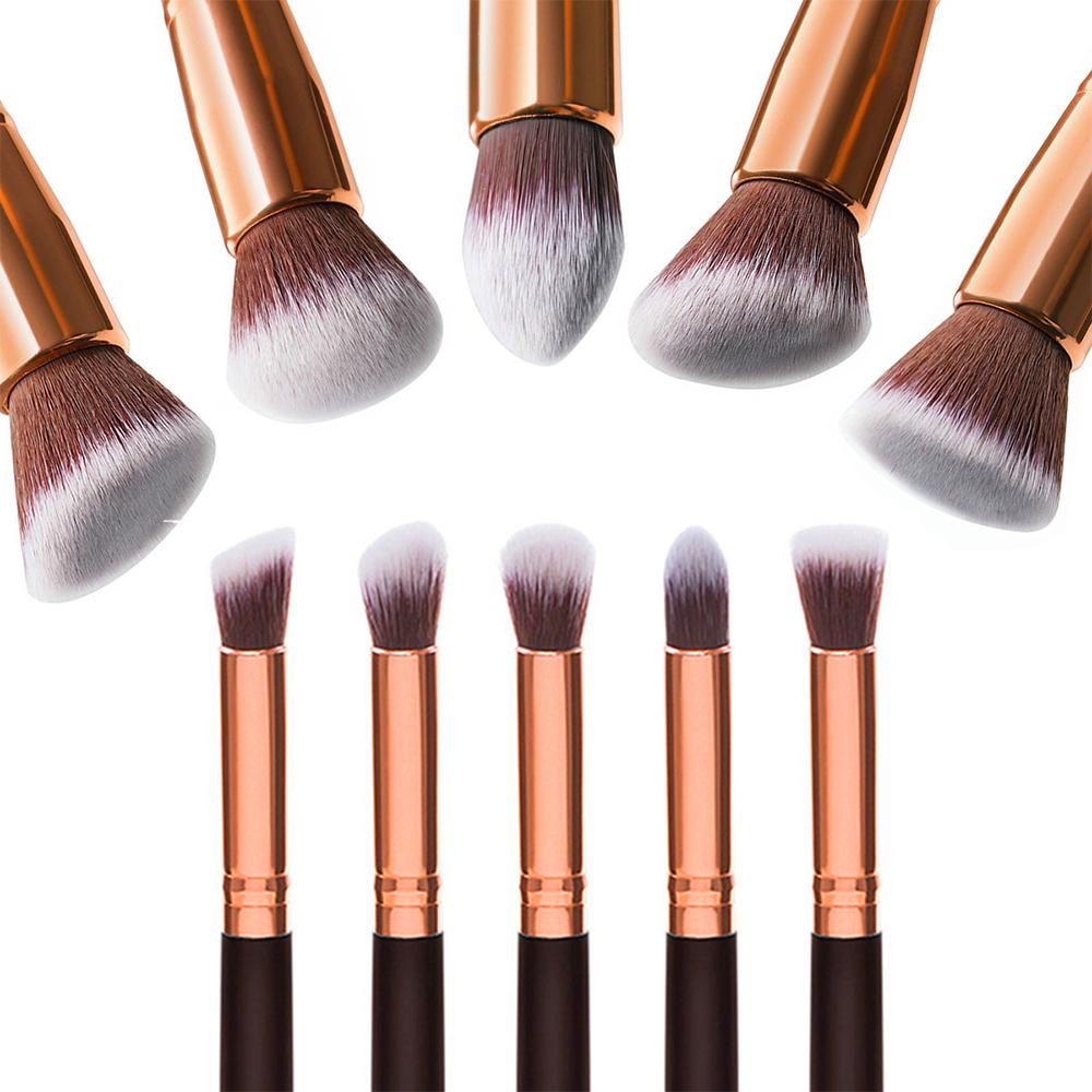 Aliexpress.com  Buy Party Queen Makeup Brush Set Cosmetic Beauty Kabuki Brush Foundation Face ...