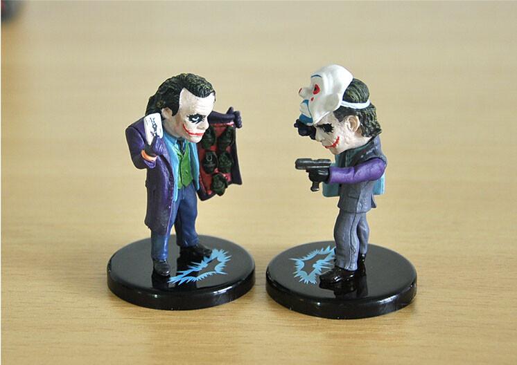 DC Comics Batman The Joker Evil Figure Plush Doll Toy Kids Gift 38cm
