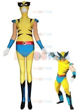 Cool X-men Superhero Costume the most popular cosplay party spandex X-men costume