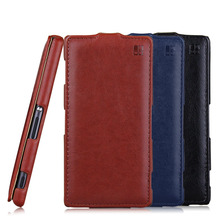 Case for Sony Xperia Z3 High Quality Flip Leather Case Cover Pouch for Sony Xperia Z3 D6603 D6643 D6653 D6616 D6633(China (Mainland))