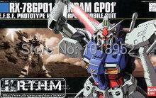 Bandai HGUC 13 1/144 RX-78GP01 Gundam Plastic Model Scale Model