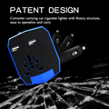 Hot selling Universal International Travel AC Adapter for Power Plug UK US AU EUROPE New with