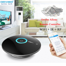 Orvibo Allone WiWo- R1 Smart Home Automation System: WiFi/IR/RF Remote Control Switch Support ios for iPhone Android Smart Phone