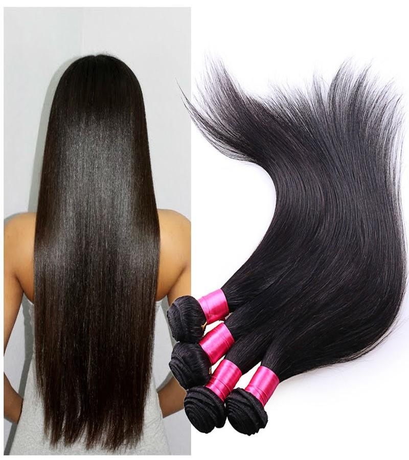 Human Hair Weave Wholesale Distributors Whole Sale Brazilian 10 Bundles Cheap Brazilian Virgin Hair Straight Brown Hair &Natural(China (Mainland))